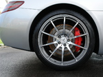 Mercedes Alloy Wheel Repair London