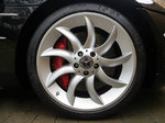 Mercedes Alloy Wheel Repair Surrey